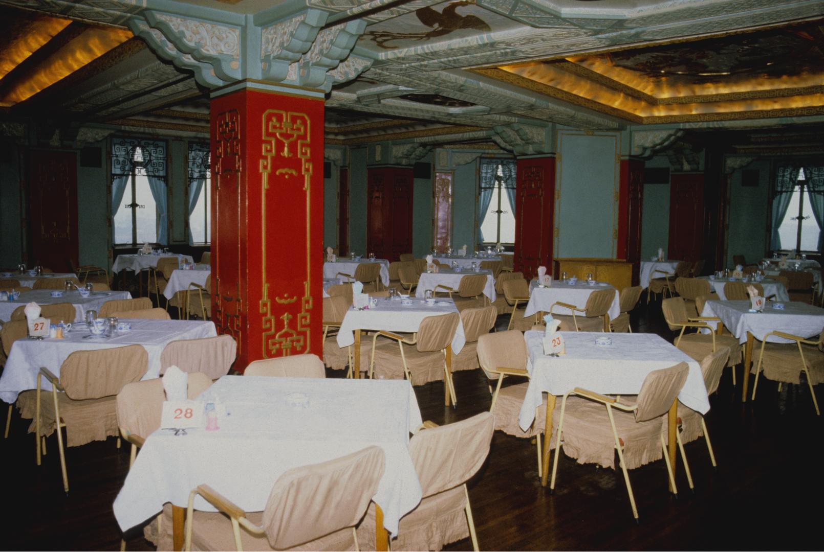 Banquet Room 1982 (22 x 14.75)