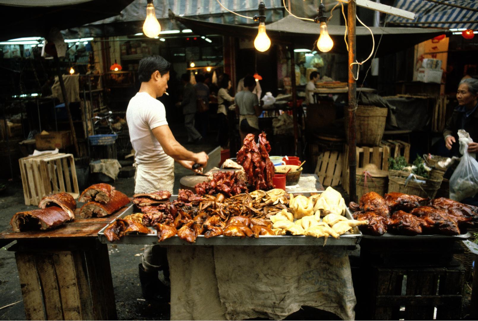 Meat Market 1982 (22×14.75)