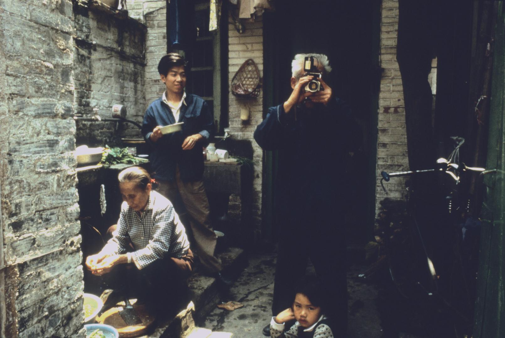 Photographer 1982 (22×14.75)
