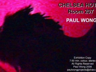CHELSEA HOTEL ROOM 207