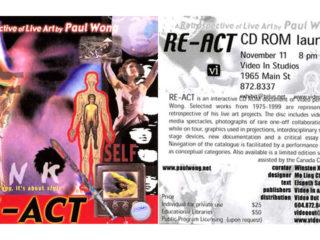 RE_ACT CD_ROM