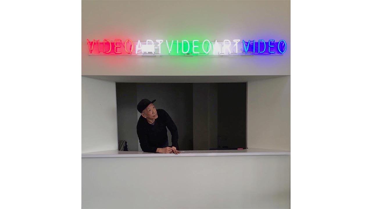 videoart with paul wong