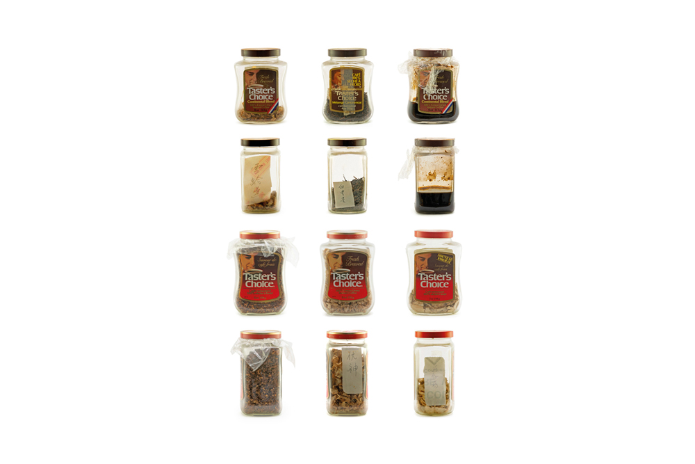 10 – Mother's Cupboard – Six Taster's Choice Jars