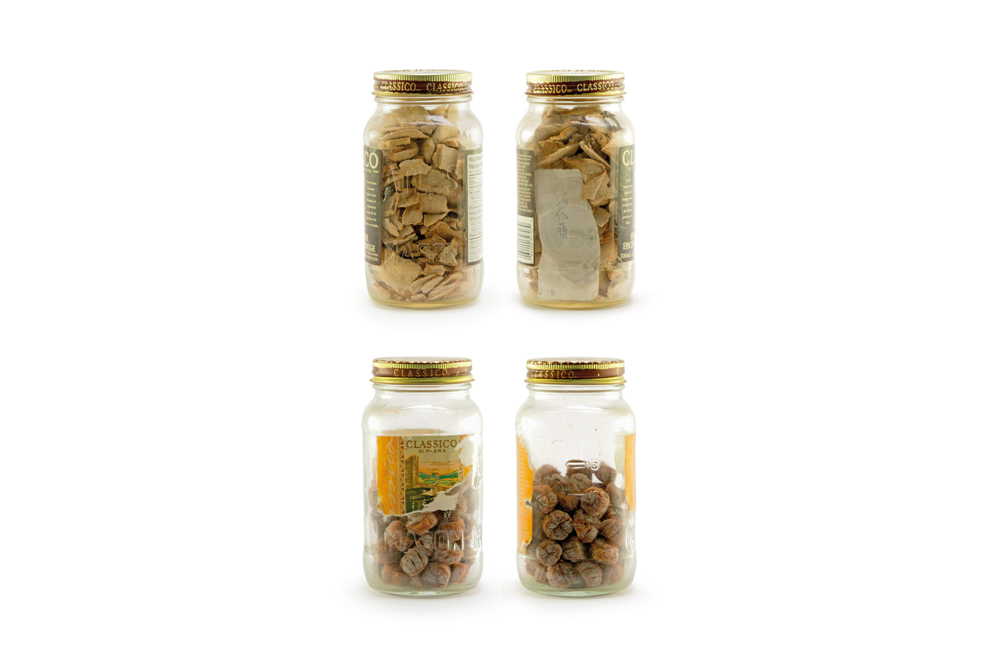 9 – Mother's Cupboard – Two Classico Jars